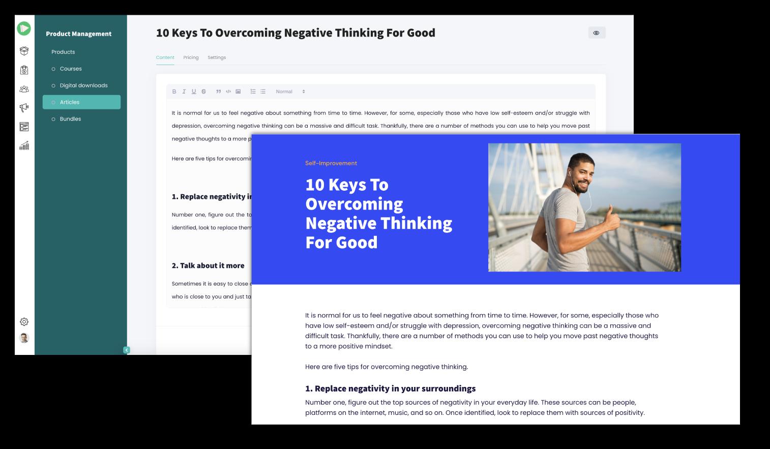 Create Amazing Online Courses